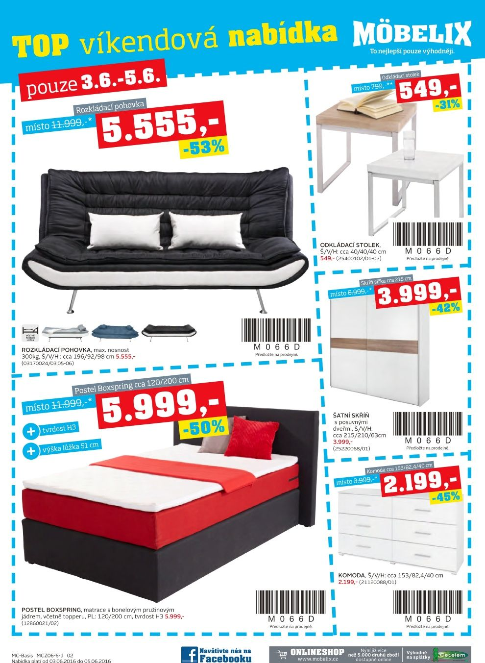 Mobelix Night Shopping Letak Cely Letak Mobelix