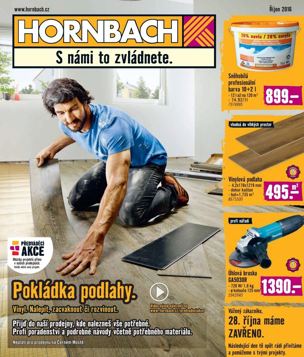 hornbach katalog jen 2016 strana 1 hornbach. Black Bedroom Furniture Sets. Home Design Ideas